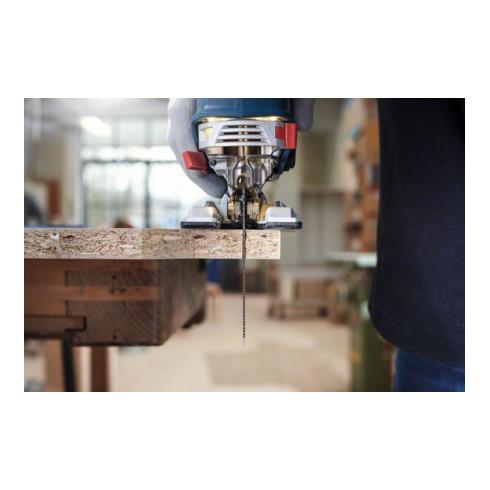 Bosch Stichsägeblatt T 308 BO Extraclean for Wood