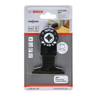 Bosch Tauchsägeblatt AIZ 65 BB Wood and Nails, BIM, 40 x 65 mm
