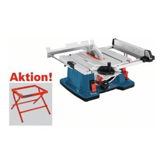 Bosch Tischkreissäge GTS 10 XC, mit Arbeitstisch GTA 6000