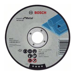 Bosch Trennscheibe gekröpft Expert for Metal A 30 S BF