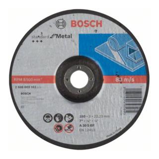 Bosch Trennscheibe gekröpft Standard for Metal A 30 S BF