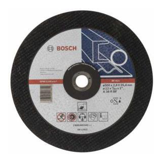Bosch Trennscheibe gerade Expert for Metal A 36 R BF