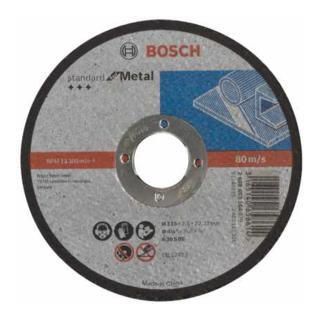 Bosch Trennscheibe gerade Standard for Metal A 30 S BF