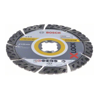 Bosch Trennscheibe X-LOCK Best for Universal 125x22,23x2,4x12 mm