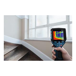 Bosch Wärmebildkamera GTC 400 C mit 1 x 1,5 Li-Ion Akku L-BOXX