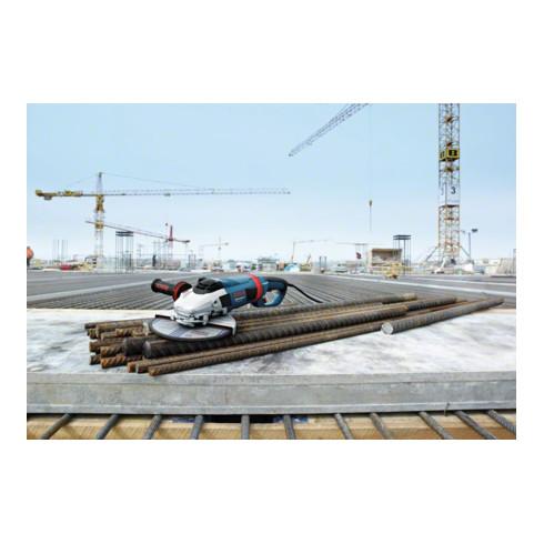 Bosch Winkelschleifer GWS 24-230 LVI mit Schnellspannmutter SDS