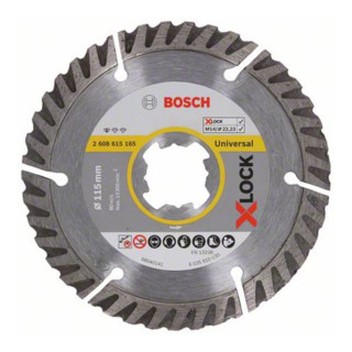 Bosch X-LOCK Trennscheibe Standard for Universal