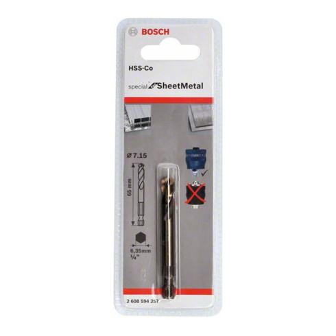 Bosch Zentrierbohrer Plus HSS-Co 7.15 mm