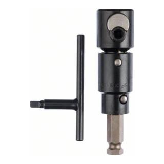 Bosch Zweibackengewindeschneider, Spannbereich: M5 - M12, Aufnahme B 12