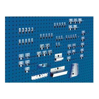 für Lochplatten Bott Werkzeughaltersortiment 60tlg
