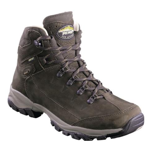 Bottes de randonnée Ohio 2 GTX® taille 41 - 7,5 mahagoni cuir nubuck MEINDL