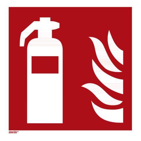 Brandschutzzeichen Feuerlöscher, Typ: 14150