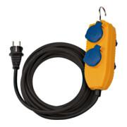 Brennenstuhl Baustellenkabel IP54 mit Powerblock 5m Kabel
