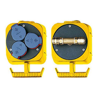 Brennenstuhl Druckluft Pendel Stromverteiler IP 44
