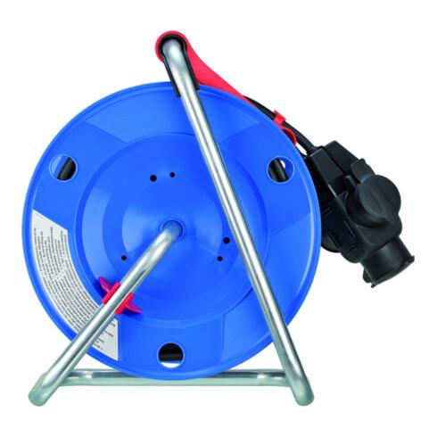 Brennenstuhl Garant G IP44 Kabeltrommel 38+2m mit 3-fach Gummi-Kupplung
