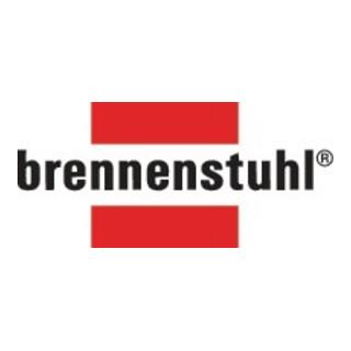 Brennenstuhl KabeltrommelKabel-L.50m H05VV-F 3G1,54xSchuko Steckdosen Breflex-Spezial-Ku.