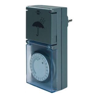 Brennenstuhl Mechanische Zeitschaltuhr MMZ 44 IP44