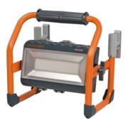 Brennenstuhl professionalLINE Akku SMD-LED-Strahler LA 4000, Außenleuchte 40W, LED Baustrahler für ständigen Einsatz im Außenbereich, IP55, BGI 608