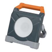 Brennenstuhl professionalLINE Akku SMD-LED-Strahler LB3000 / LED Baustrahler für innen 28W mit Li-Ion Akku(mit SAMSUNG SMD-LEDs, bis zu 6h Leuchtdauer, Arbeitsstrahler mit 2 Schaltstufen