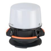 Brennenstuhl professionalLINE LED Arbeitsleuchte Hybrid 360° ORUM 4000 MH für außen, IP65, 50 W, 4500 lm, 5m Kabel
