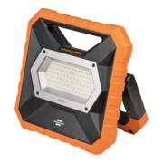 Brennenstuhl professionalLINE Mobiler LED Baustrahler X 4000 MA mit Akku, mit OSRAM LEDs, 3800 lm, IP55