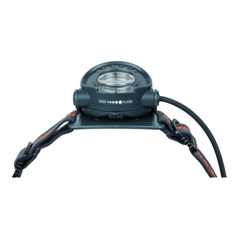 Brennenstuhl professionalLINE Sensor LED-Kopflampe KL 2-00 IP44