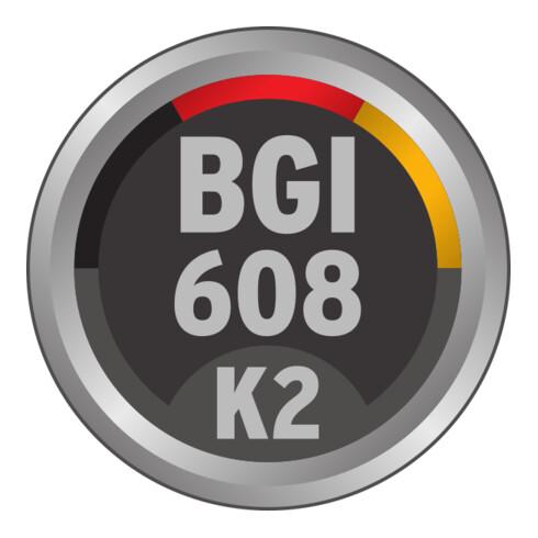 Brennenstuhl professionalLINE SteelCore Kabeltrommel IP44, 33m H07BQ-F 3G2,5 Kabel, Trommelkörper aus Stahlblech, BGI 608