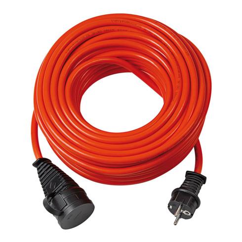 Brennenstuhl Verlängerungskabel Bremaxx IP44 25m orange