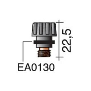 Brennerkappe kurz ERGOTIG SR17/18/26 22,5mm TRAFIMET