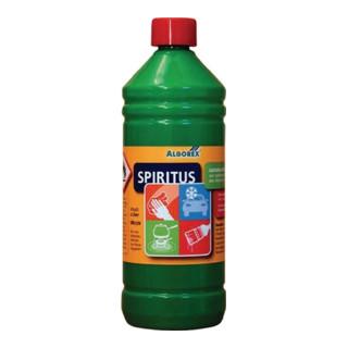 Brennspiritus 1l Flasche ALGOREX