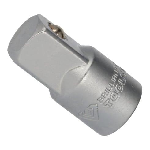 Brilliant Tools 1/2 Zoll Adapter auf 3/8 Zoll