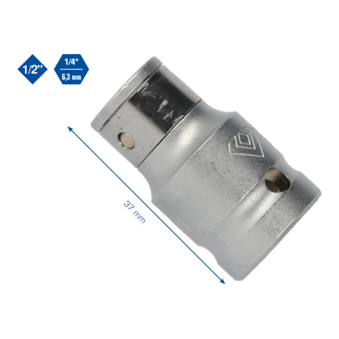 Brilliant Tools 1/2 Zoll Bit-Adapter