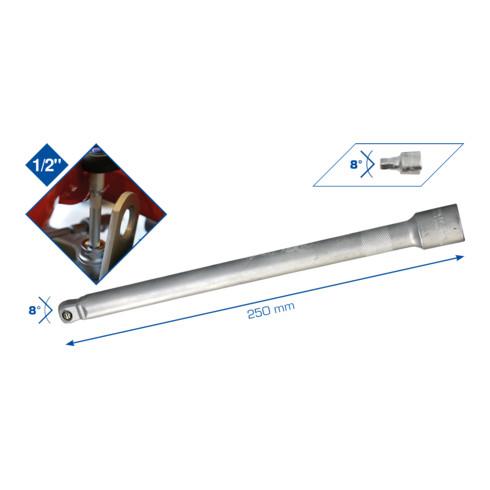 Brilliant Tools 1/2 Zoll Schwenkbare Verlängerung