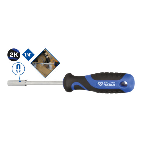Brilliant Tools Bit-Schraubendreher