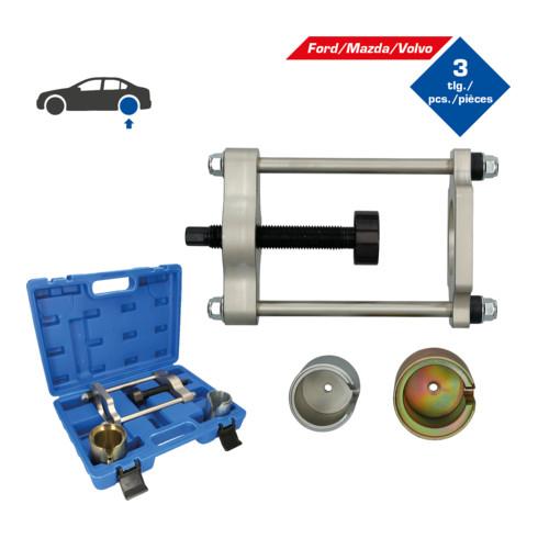 Brilliant Tools Hinterachs-Längslenkerbuchsen-Werkzeug-Satz, für Ford, Mazda, Volvo, 4-tlg