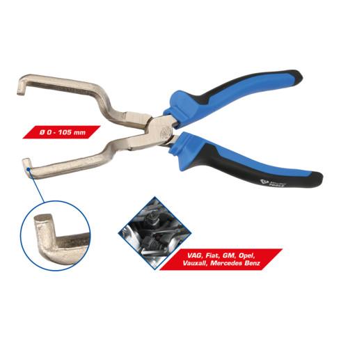 Brilliant Tools Kraftstoffleitung-Entriegelungszange