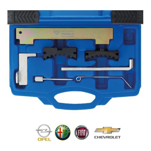 Brilliant Tools Motor-Einstellwerkzeug-Satz für Opel 1.6, 1.8