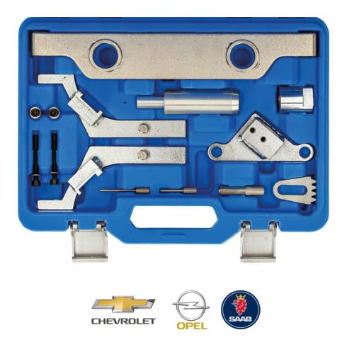 Brilliant Tools Motor-Einstellwerkzeug-Satz für Opel, Saab, Chevrolet 2.0, 2.4