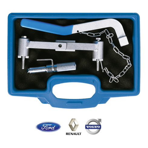 Brilliant Tools Motor-Einstellwerkzeug-Satz für Renault, Volvo, Ford 16V, 20V Benzin