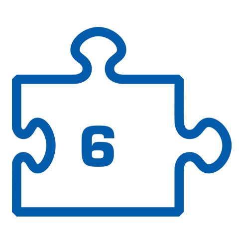 Brilliant Tools Motor-Einstellwerkzeug-Satz für VAG 1.4, 1.6, 1.9, 2.0 SDI, TDI