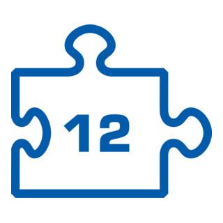 Brilliant Tools Ratschenringschlüssel, 12-tlg