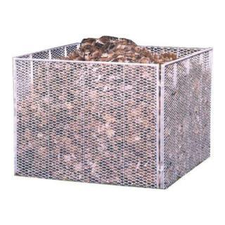 Brista Streckmetall-Komposter, 80 X 80 X 70 cm