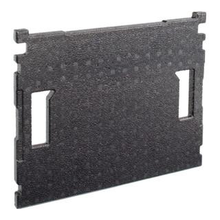BS Systems Deckeleinlage L-BOXX® Hartschaum z.Werkzeugkoffer L-BOXX®