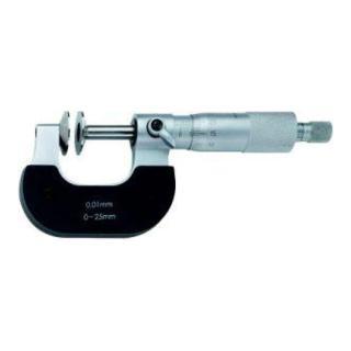 Bügelmessschieber Zahnw. 0- 25mm FORMAT