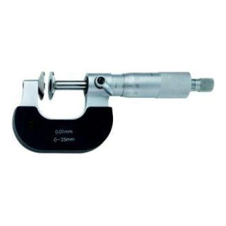 Bügelmessschieber Zahnw. 125-150mm FORMAT