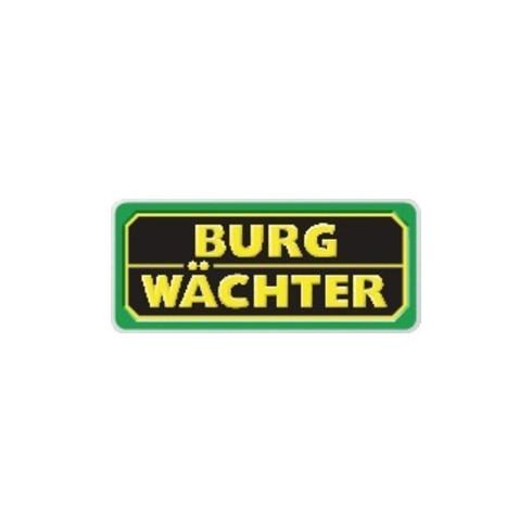 Burg Wächter Kunststoff-Briefkasten Piano 886 W