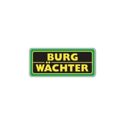 Burg Wächter Magnet-Türstopper  TWM 2495 Ni SB
