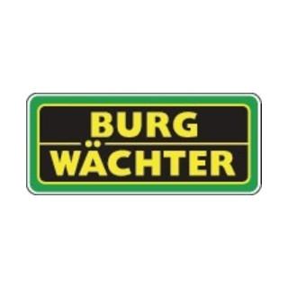 Burg-Wächter Zylinder-Vorhangschloss 500 Messing mit 3 Schlüsseln