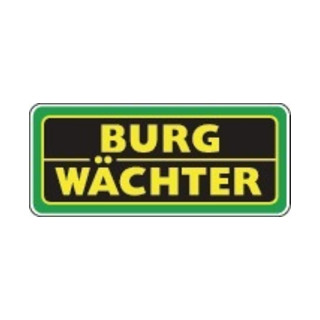 Burg-Wächter Zylinder-Vorhangschloss NIRO 116 60 Schlosskörper-B.60mm MS versch.-schl.