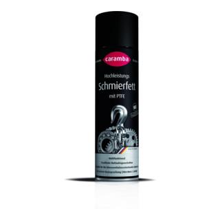 Caramba Hochleistungs-Schmierfett mit PTFE 500 ml